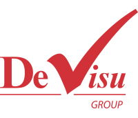DE VISU Logo