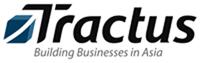 Tractus Asia logo - 63 x 200