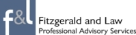 Fitzgerald and Law Logo - 52 x 199