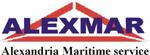 ALEXMAR Alexandria Maritime Service - 55 x 150