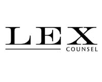 Lex Counsel Logo - 161 x 200