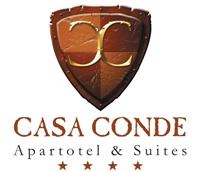 Logo of Hotel Casa Conde - 172 x 200