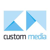 Custom Media K.K. logo