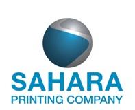 Sahara Printing Company Logo - 105 x 102