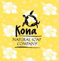 Kona Natural Soap Logo