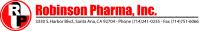 Robinson Pharma, Inc.Logo