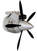 Image of UAV engine