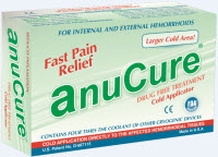 Anucure FDA Certified Hemorrhoid Treatment
