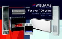 Williams Comfort Products Air Curtains