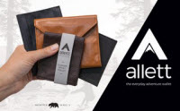Allett - The World's Thinnest Wallet