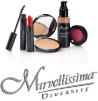 Marvellíssima-Diversité Make-Up Logo