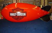 Harley-Davidson-advertising-blimp